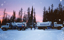 Vacuum trucks -- winter workhorses